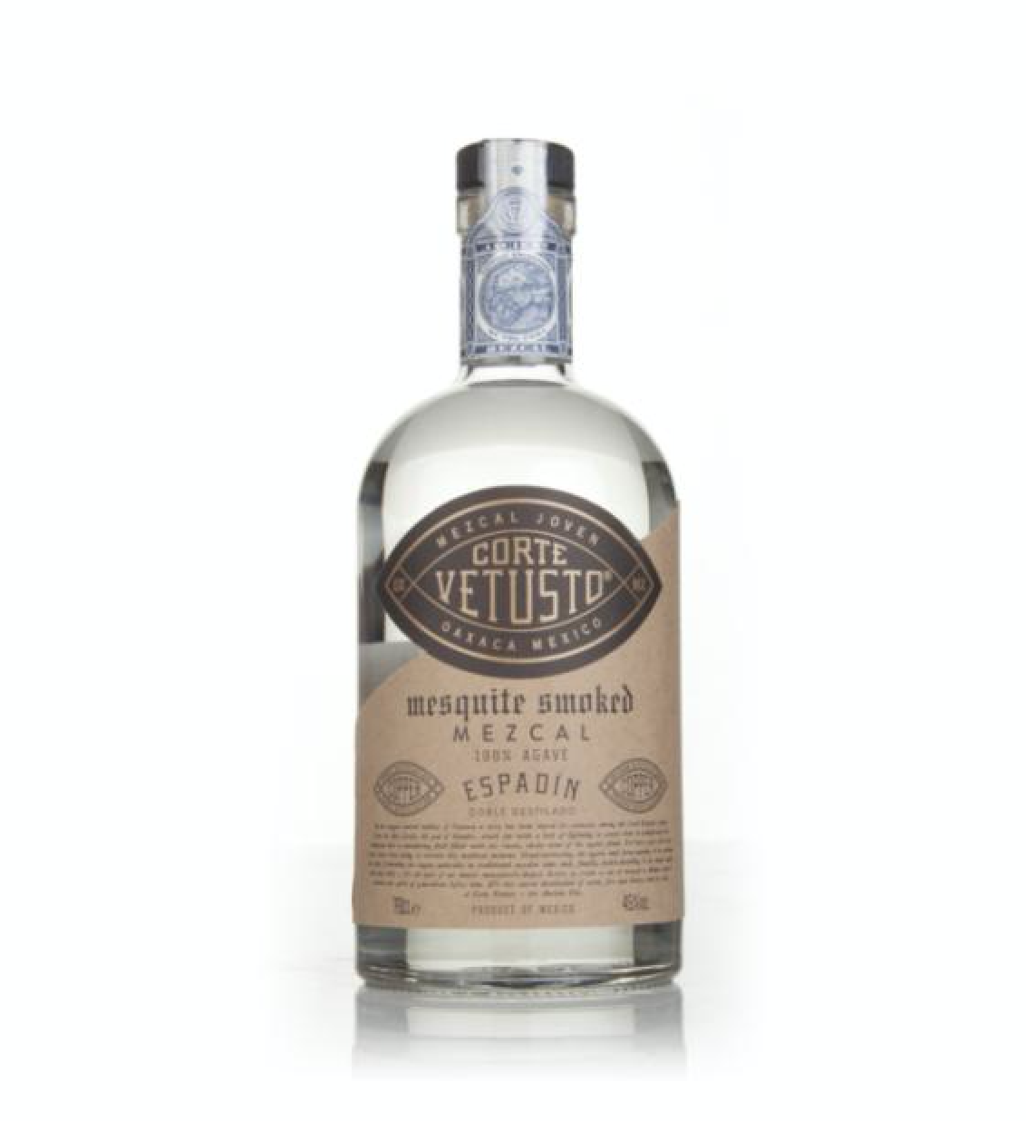 Review: Espadín Mezcal from Corte Vetusto