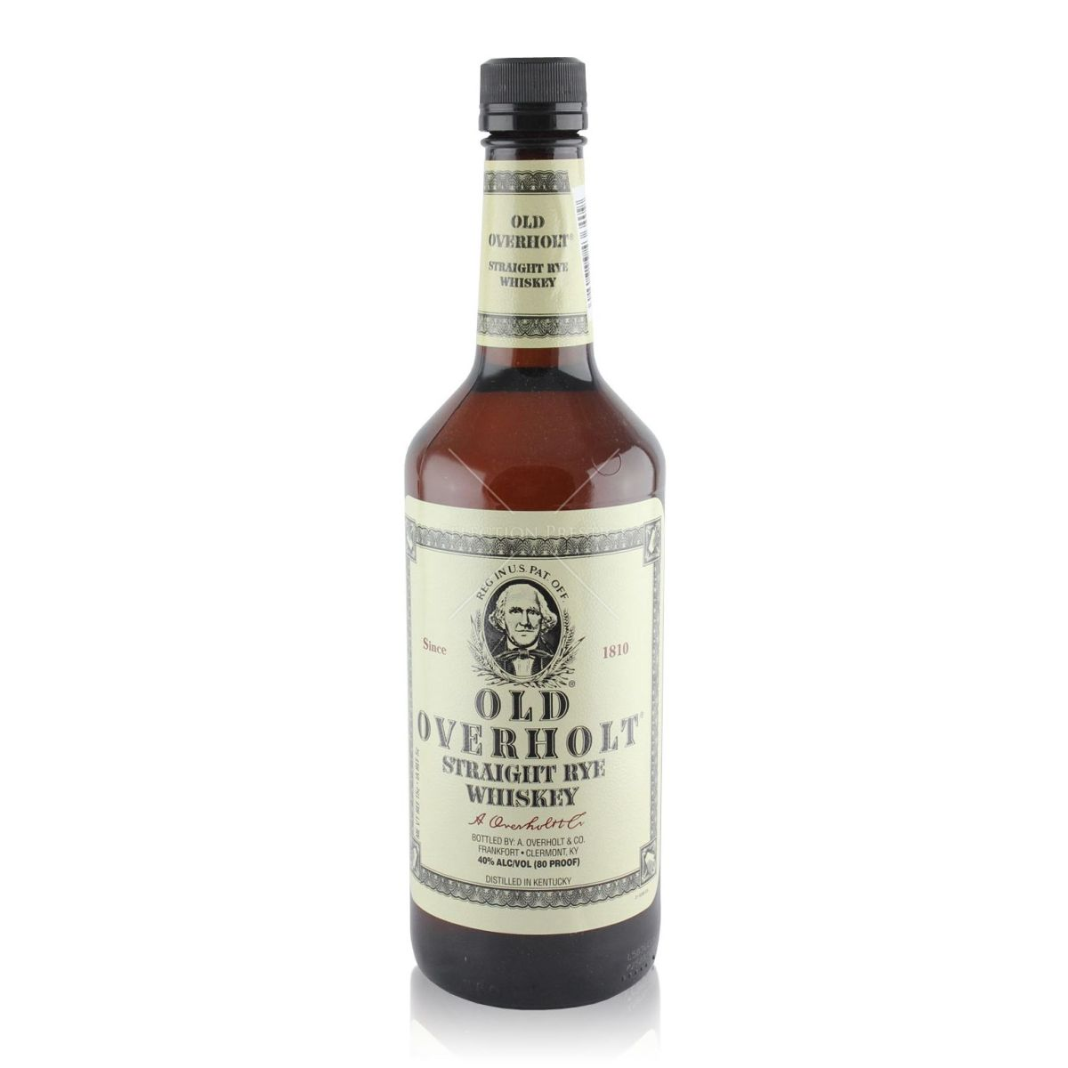 In Praise of Well Liquor #2 Old Overholt Rye